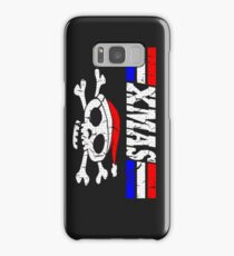 XMAS Bad Mofo Red White & Blue Christmas Samsung Galaxy Case/Skin