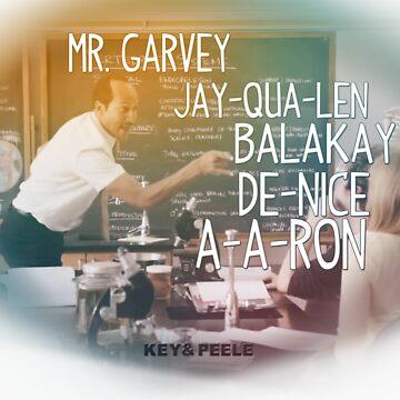 Key & Peele Substitute Teacher Mr Garvey by avlachance