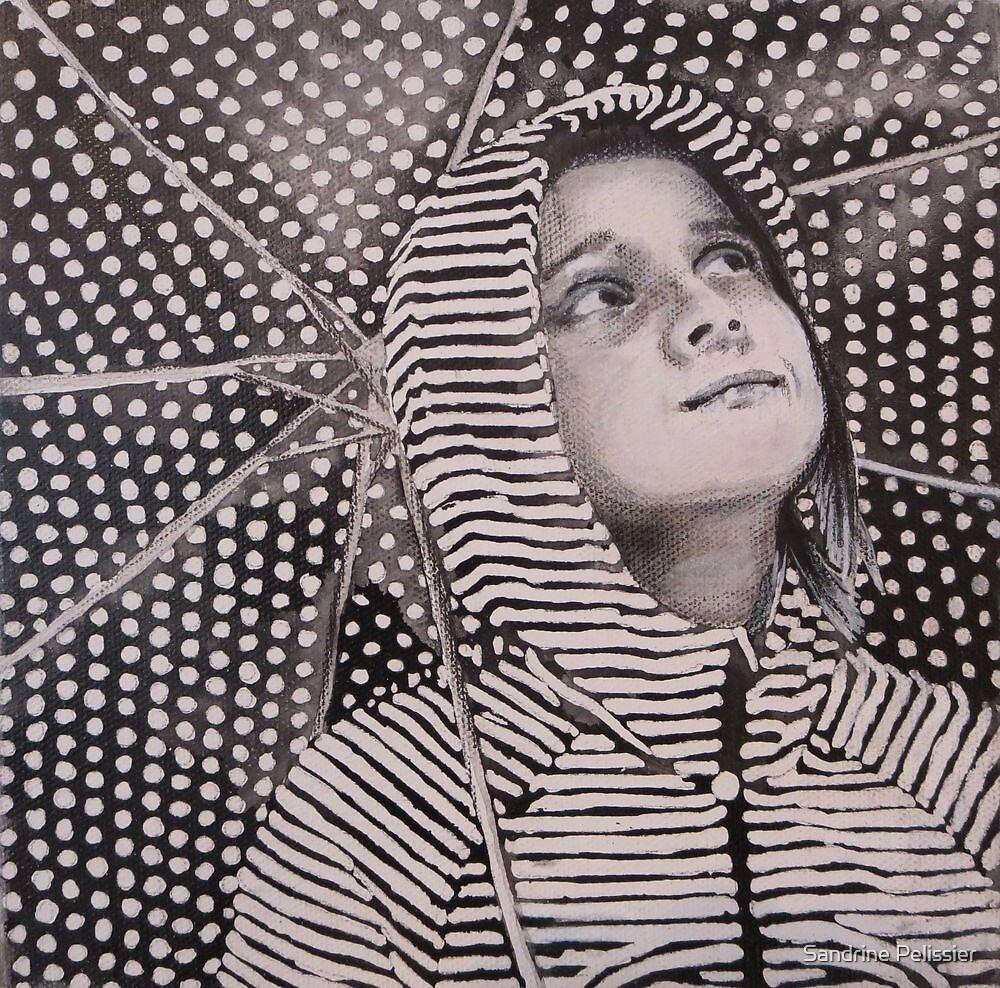 Rain Geometry by Sandrine Pelissier