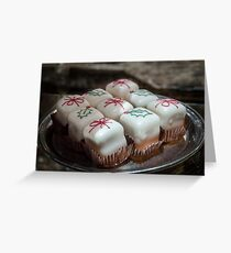 Sweet Christmas Parcels Greeting Card