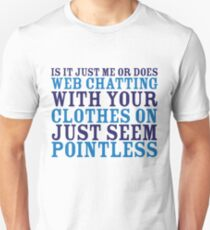 Web Chatting T-Shirt