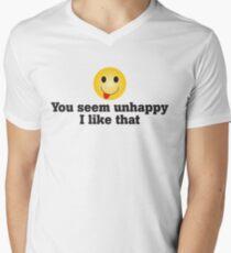 Unhappy T-Shirt