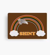 Firefly - Serenity | Double rainbow Canvas Print