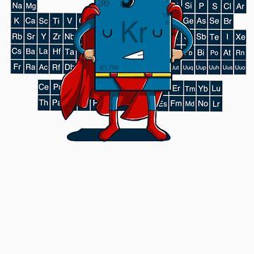Krypton Man by Wirdou