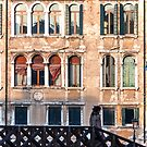 Walking in Venice by Roberto Bettacchi