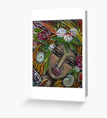 Amazonia Greeting Card