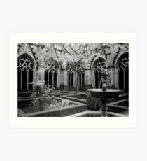 Dom Church, Utrecht, The Netherlands. Art Print