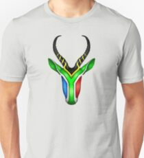 South African Springbok T-Shirt