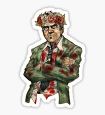 Flower Crown Chilton Sticker