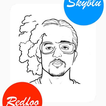 """Redfoo VS Skyblu"" by D-AF-T"
