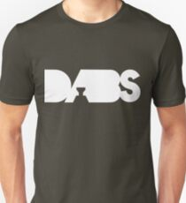 Dabs Shirt [Wht]   WAX BUDDER EARL HASH OIL DABS   by FRESH T-Shirt