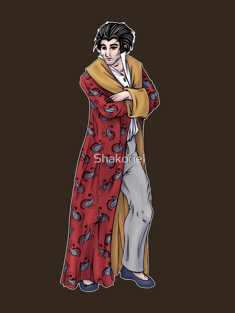 Lord William Rathmell - Regency Fashion Illustration by Shakoriel
