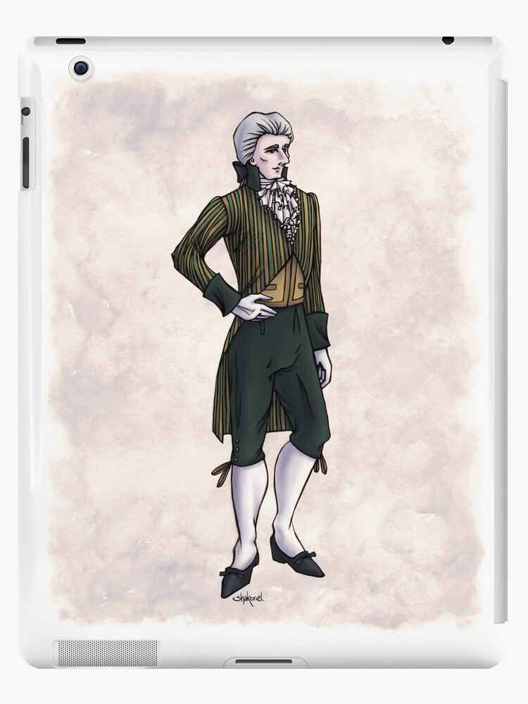The Earl of Mooresholm - Regency Fashion Illustration by Shakoriel