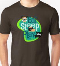 Eat, Sleep, Play! 2 Unisex T-Shirt