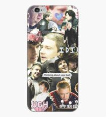 sherlock & john iPhone Case