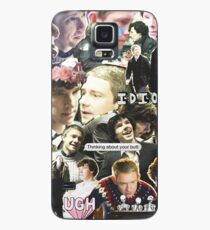 sherlock & john Case/Skin for Samsung Galaxy