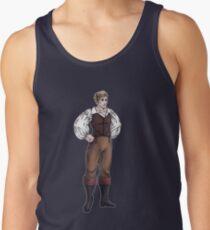 Lord Sebastian Bramdale - Regency Fashion Illustration Men's Tank Top