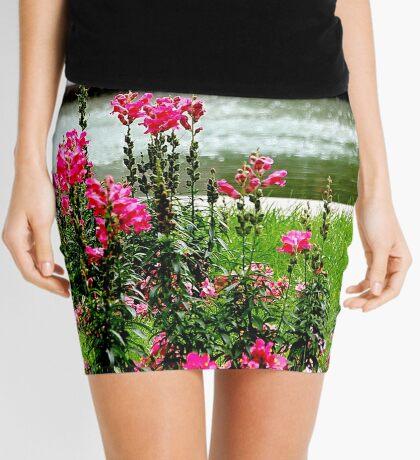 Summer park Mini Skirt