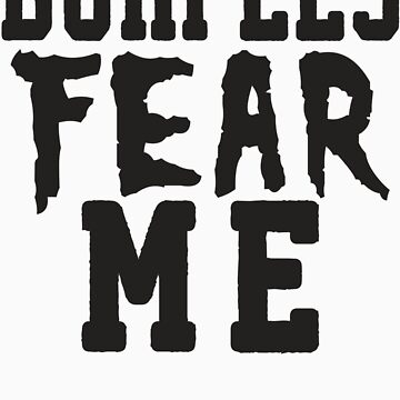 Burpees Fear Me by Fitspire