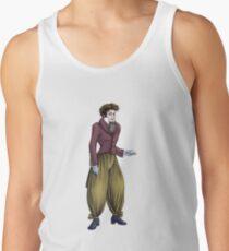 Mr Postumus Enderby - Regency Fashion Illustration Men's Tank Top
