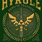 Hyrule University by TeeNinja
