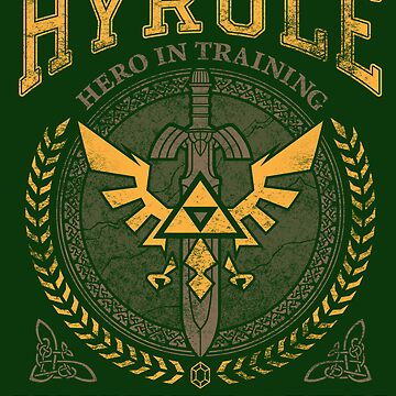 Hyrule University by TeeNinja