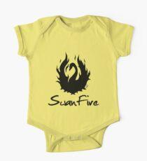 OUAT - SwanFire One Piece - Short Sleeve