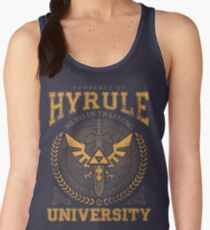 Hyrule University Women's Tank Top