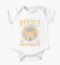 Hyrule University Kids Clothes