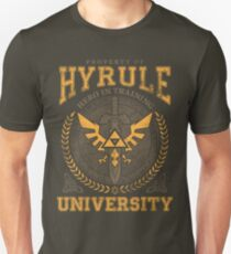 Hyrule Universität Unisex T-Shirt