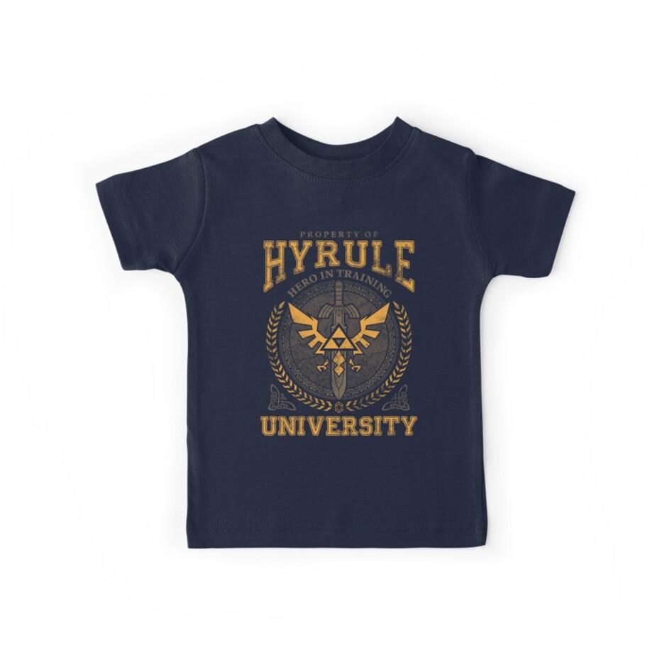 Hyrule Universität von TeeNinja