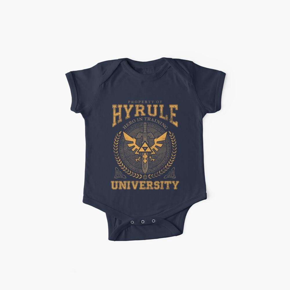 Hyrule University Baby One-Piece