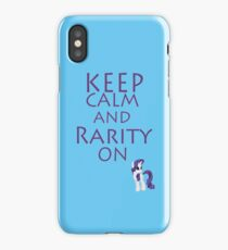 Rarity On iPhone Case/Skin