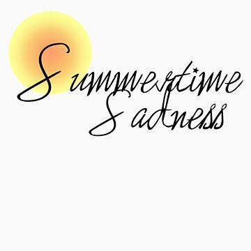 Summertime Sadness by unbearablybleak