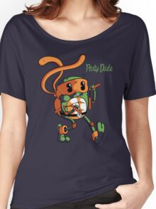 Party Dude Women's Relaxed Fit T-Shirt