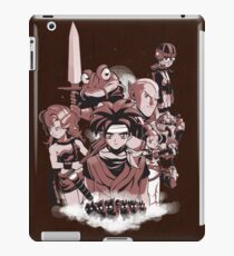 LORD OF THE TIME iPad Case/Skin