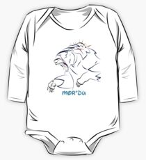 Mor'du (Personalized, please Bubblemail/email me before ordering) One Piece - Long Sleeve