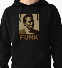 James Brown: FUNK Pullover Hoodie