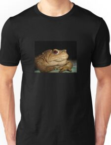 Common European Toad, Bufo Bufo T-Shirt
