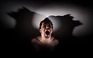 scream by Marcel Ilie
