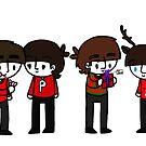 Beatles Christmas by CharlieeJ