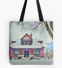 Candyland Cottage Tote Bag
