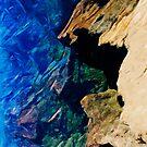 Waimea Canyon 18 Abstract Impressionism by pjwuebker