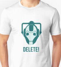 Cyberman 'Delete!' T-Shirt
