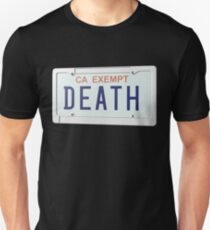 Government Plates by Death Grips T-Shirt