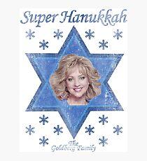 Super Hanukkah Photographic Print