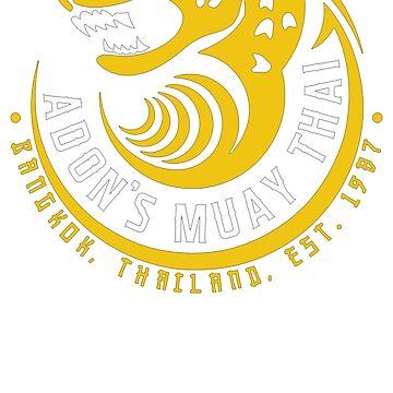 Muay Thai Gym by yamaliq