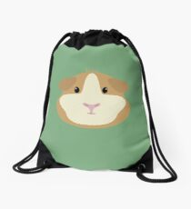 Guinea pig Drawstring Bag