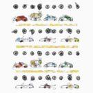 Cars pattern! by Banarn