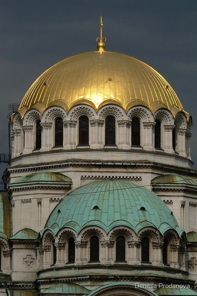 Domes by Denitsa Prodanova